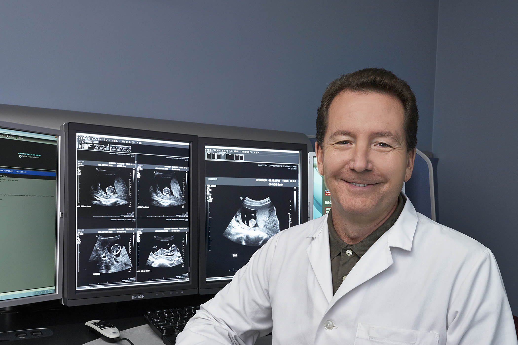 Reporting Radiologist